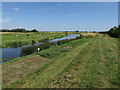 TL5273 : River Great Ouse by Hugh Venables