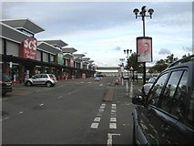 NS5170 : Great Western Retail Park by Richard Sutcliffe