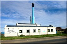 HU4642 : Shetland Heat Energy and Power Ltd by Des Blenkinsopp