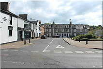 NS5225 : Mill Square, Catrine by Billy McCrorie