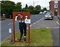 SK4027 : Weston on Trent Scarecrow Trail 2015 by Mat Fascione