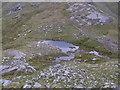NN3239 : Bealach near Coire an Dothaidh by Iain Russell