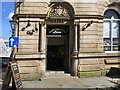 SJ8990 : Entrance to Bank Chambers by Gerald England