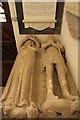 TF0621 : Tomb effigies by Richard Croft