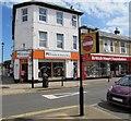 SZ5881 : Two Regent Street charity shops in Shanklin by Jaggery