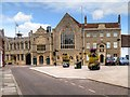 TF6119 : King's Lynn, The Town Hall Complex by David Dixon