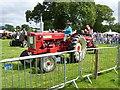 SO6286 : McCormick International B-614 tractor by Richard Law