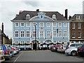 TF6120 : The Duke's Head Hotel, King's Lynn by David Dixon