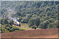 SE8190 : Steam Train near  Newton Dale, Yorkshire by Christine Matthews