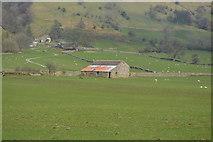 SD7186 : Field barn by N Chadwick