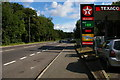 TQ4564 : Farnborough Way, A21 by Christopher Hilton