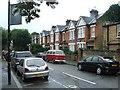 TQ3275 : Oakbank Grove, Herne Hill by Chris Whippet