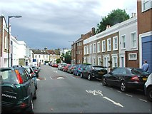 TQ3375 : Crawthew Grove, East Dulwich by Chris Whippet