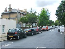 TQ3375 : Ashbourne Grove, East Dulwich by Chris Whippet