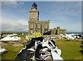 NT6599 : Isle Of May Summit by Rude Health