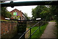 SK3872 : Chesterfield Canal: Lock no.1, Tapton or Ford Lane by Christopher Hilton