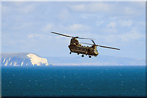 SZ1090 : Bournemouth Air Festival 2015 - Chinook helicopter by Mike Searle
