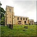 SK8976 : The Church of St Botolph, Saxilby-with-Ingleby by Dave Hitchborne