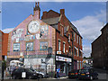 SE3134 : Mural on Mabgate, Leeds by Stephen Craven