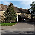 ST9168 : Abbey and Museum entrance, Lacock by Jaggery