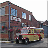 SK5236 : Chilwell: a preserved Barton bus by John Sutton