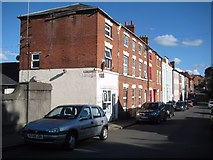 SO8554 : Park Street, Worcester by Philip Halling
