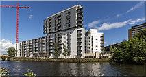 SJ8297 : Water Street Apartments by Peter McDermott