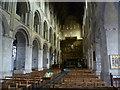 TG1001 : The Norman nave of Wymondham Abbey by Marathon