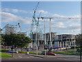 NZ2563 : Development, High Street, Gateshead by Stephen Richards