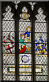 SK5739 : Luke Jackson window, St Peter's church, Nottingham by Julian P Guffogg