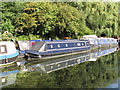 TQ1383 : Pickle, narrowboat on Paddington Branch canal by David Hawgood