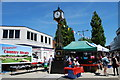 SU6809 : Waterlooville Town Clock by Barry Shimmon
