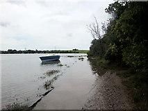 SD3642 : High Tide at Stannah by Teresa Wilson