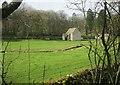 SP0712 : Coulsty Barn by Derek Harper
