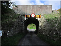 N2631 : Low bridge at Kilnabinnia near Clara by Colin Park