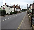 SO3700 : South along the A472 towards Usk Bridge, Usk by Jaggery