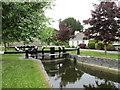 N0721 : Lock 33, Grand Canal by Jonathan Thacker