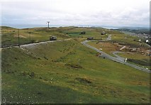 SH7683 : View from the Great Orme tram by Richard Sutcliffe
