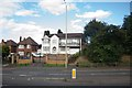 SO9492 : Houses opposite A4168 junction by John Firth