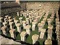 SP0513 : Hypocaust, Chedworth Roman Villa by Derek Harper