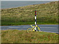 NY6441 : The yellow bikes of Hartside (2) by Oliver Dixon
