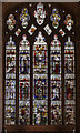 SK9303 : East window, St John the Baptist church, North Luffenham by Julian P Guffogg