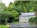 SX3680 : House by Greystone Bridge by David Smith