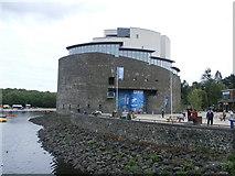 NS3882 : Loch Lomond Sea Life Centre by Anthony Parkes