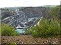 SX3680 : Greystone Quarry by David Smith