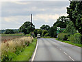 TG0035 : Southbound A148 near Bale by David Dixon