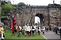 SJ4065 : Battle of Rowton Moor Re-enactment 2015 by Jeff Buck