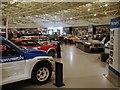 SP3554 : Heritage Motor Museum at Gaydon by David Dixon