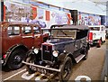 SP3554 : Heritage Motor Museum Time Road, the 1930s by David Dixon