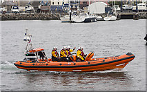 J5082 : Relief Lifeboat at Bangor by Rossographer